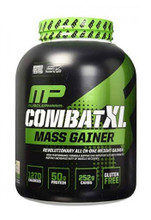 Musclepharm Combat XL Mass Weight Gainer - Vanilla, 6 Lbs