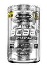 Muscletech Platinum BCAA 8:1:1 - 200 Capsules