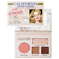theBalm Autobalm California Face Palette