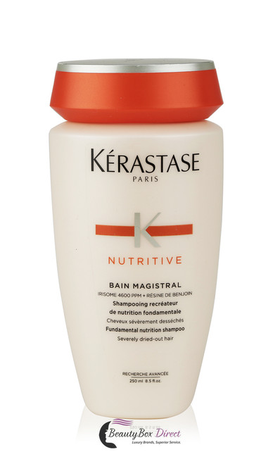 Kerastase nutritive bain magistral beautybox direct for Kerastase bain miroir 1 vs 2