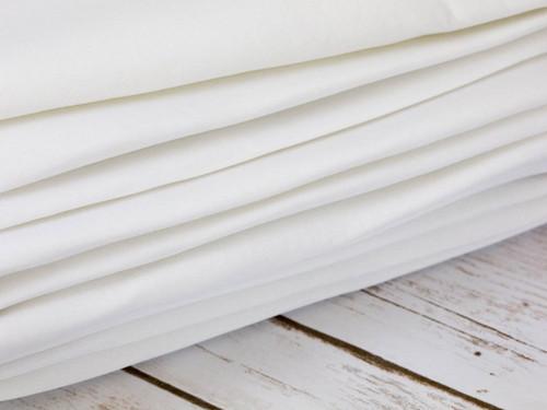 """Fat Quarter White Cut and Sew Bra Foam 100% Poly Laminate Bra Foam 18""""x 29"""""""