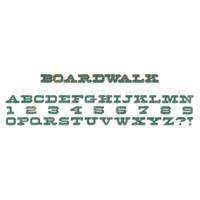Sizzix Sizzlits Decorative Strip Tim Holtz - Boardwalk 659427