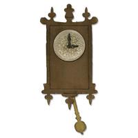 Sizzix Bigz Die Tim Holtz - Wall Clock 658719