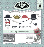 Karen Burniston - Tiny Accessories 1 1025