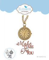 Elizabeth Craft Designs Becky - Take Time for You 1470