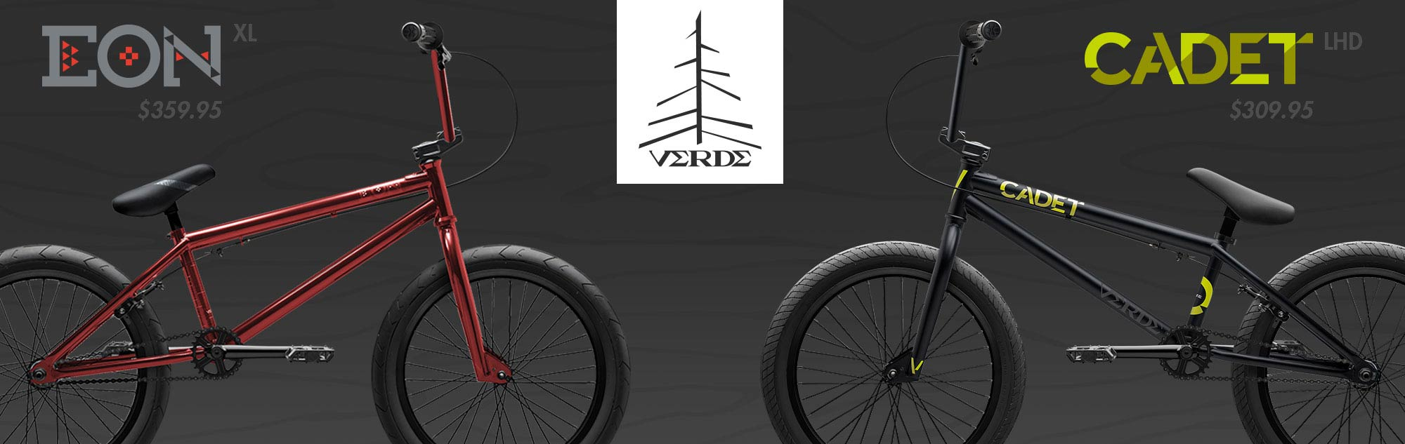 Verde BMX Bikes For sale at Albe's BMX Bike Shop Online
