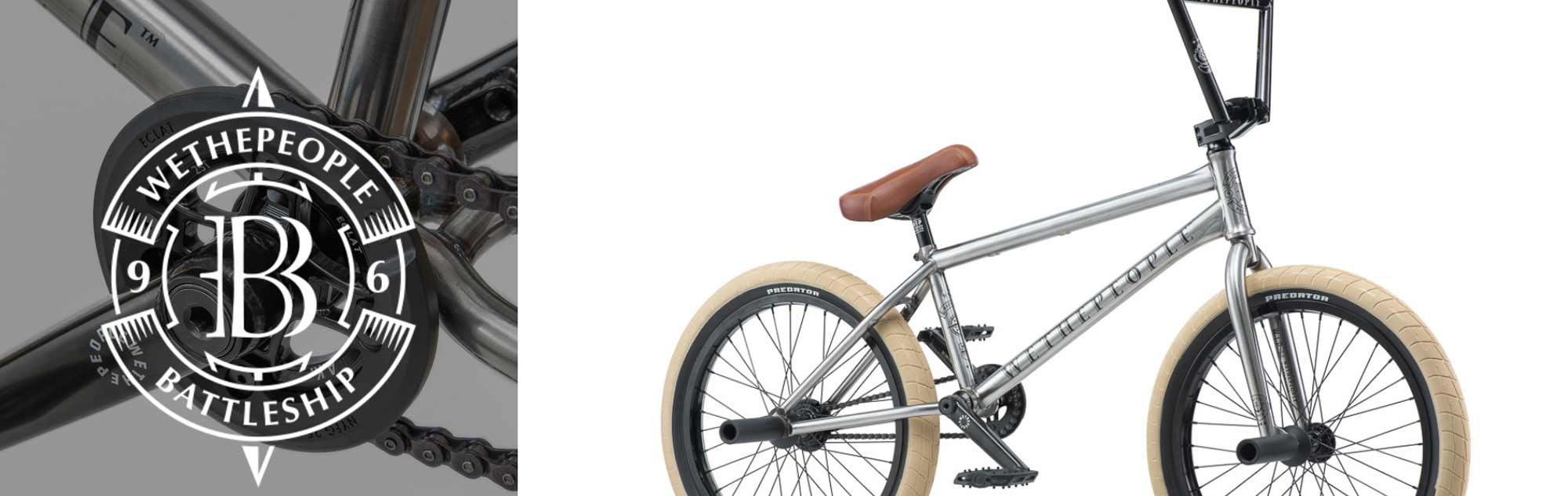 The New WeThePeople Battleship 2019 Bike available at Albes.com