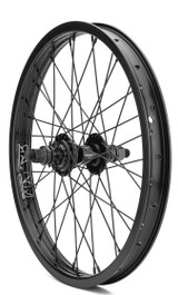Mission Siege Cassette 18 inch rear BMX wheel at Albe's BMX