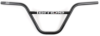Terrible One Classic Bar in Black at Albe's BMX Bike Shop Online