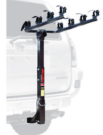 Allen Deluxe 4 Bike Hitch Mount Rack