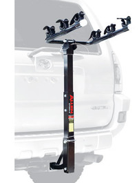 Allen Deluxe 3 Bike Hitch Mount Rack
