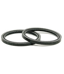 """ALBE'S 1-1/8"""" CARBON FIBER HEADSET SPACERS"""