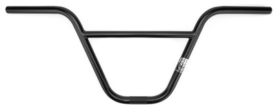 Kink BMX Hulk Handle Bars in Black at Albe's BMX Bike Shop