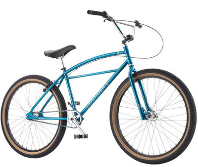 We The People Avenger 26 Inch BMX bike in Teal at Albe's BMX