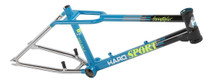 Haro 2017 Lineage Team Sport Frame in Teal at Albe's BMX