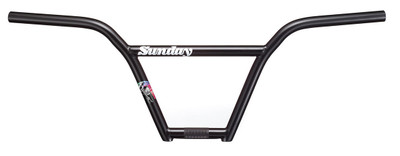 Sunday Bikes Street Sweeper 4 piece BMX Handle Bars at Albe's BMX