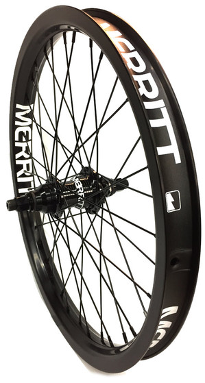 Merritt Battle Freecoaster BMX wheel at Albe's BMX