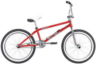Haro Dave Mirra Tribute 2017 BMX Bike in Red at Albe's BMX Bike Shop
