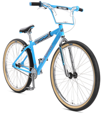 SE Bikes 2018 Big Ripper BMX Bike in Blue at Albe's BMX Bike Shop