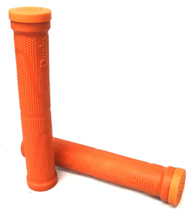 BSD Dunks BMX Grips in Orange at Albe's BMX