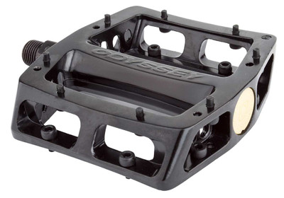 Odyssey Trailmix Pedals in black at Albe's BMX Bike Shop