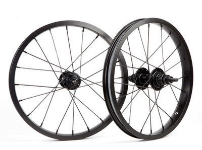 "Revenge OEM 16"" Cassette Wheelset at Albe's BMX Bike Shop"