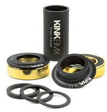 Kink Spanish Titanium Bottom Bracket at Albe's BMX