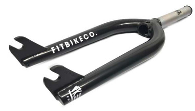 Fit FK-1.3 fork in black at Albe's BMX Bike Shop Online