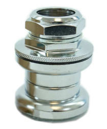 "Haro Vintage 1"" Threaded Headset in Chrome at Albe's BMX Bike Shop"