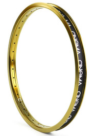 Cinema 333 Rim in Gold at Albe's BMX Bike Shop