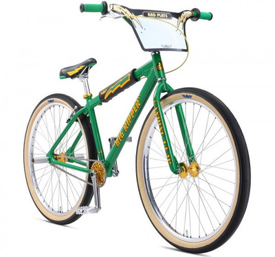SE Bikes Big Ripper 29 inch BMX Bike in Limited Edition Spring green at Albe's BMX Bike Shop Online