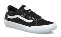 Vans Chima Pro 2 shoes in Black and White at Albe's BMX Bike Shop Online