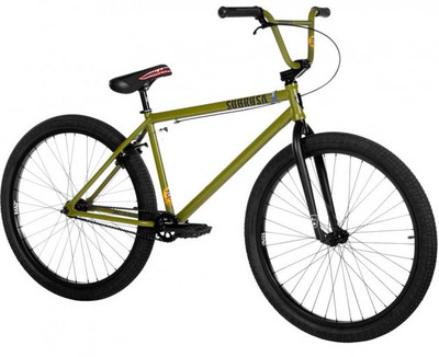 "Subrosa 2019 Salvador 26"" Bike in Army Green at Albe's BMX Bike Shop Online"