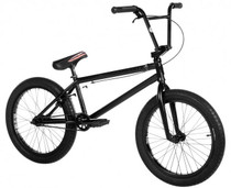 Subrosa 2019 Salvador XL FC Bike in Black at Albe's BMX Bike Shop Online