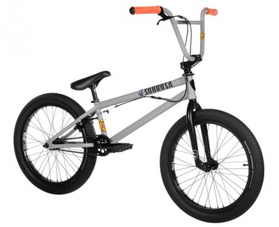 Subrosa 2019 Salvador Park Bike in Grey at Albe's BMX Bike Shop Online
