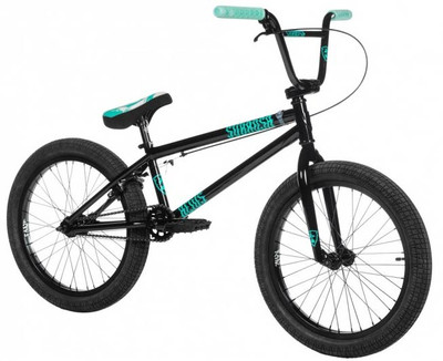 Subrosa 2019 Altus bike in Black at Albe's BMX Bike Shop Online