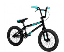 "Subrosa 2019 Altus 16"" bike in Black at Albe's BMX Bike Shop Online"