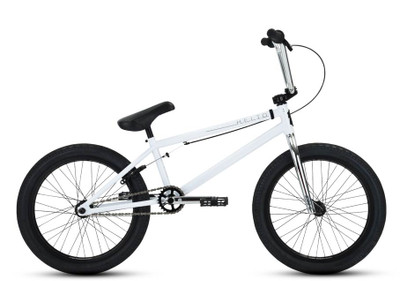DK Bikes Helio 2019 Bike in White at Albe's BMX Bike Shop Online