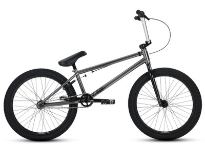 DK Bikes Vega 22 inch 2019 Bike in Graphite at Albe's BMX Bike Shop Online