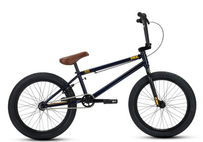 DK Bikes Model X 2019 Bike in Midnight Blue at Albe's BMX Bike Shop Online