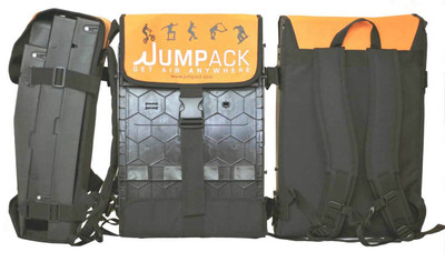 Jumpack Portable Ramp at Albe's BMX Bike Shop Online