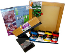 Deluxe Screen Printing Set