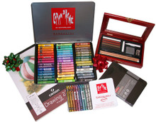 Deluxe Pastel and Sketch Set