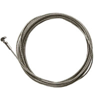 Gallery Stainless Hanging Cable with Track Hook