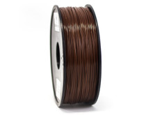 3D Printer PLA Filament 3.0mm -  Brown