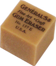 General's Gum Eraser - Small