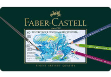 Faber Castell Albrecht Durer-Artist Watercolour Pencils 60 Set