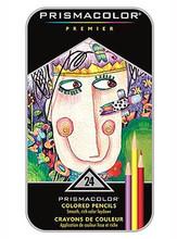 Prismacolor Premier Soft Core Colored Pencils 24 Set