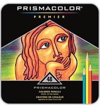Prismacolor Premier Soft Core Colored Pencils 48 Set