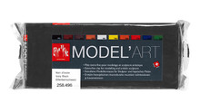 Model Art 1kg Ivory Black   |  258.496